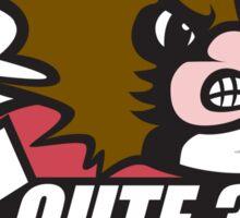 Route 3 Spearows Sticker