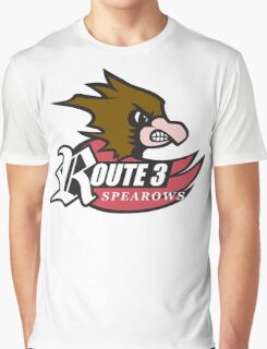 Route 3 Spearows Graphic T-Shirt