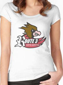 Route 3 Spearows Women's Fitted Scoop T-Shirt