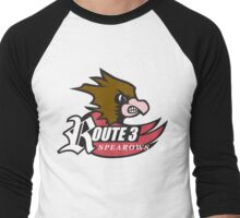 Route 3 Spearows Men's Baseball ¾ T-Shirt