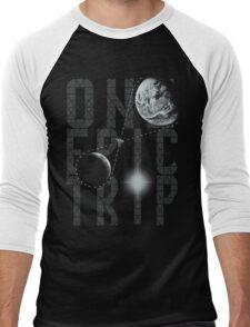 One Epic Trip Men's Baseball ¾ T-Shirt