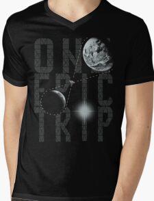 One Epic Trip Mens V-Neck T-Shirt