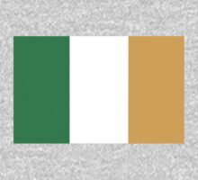 Ireland Flag Kids Clothes