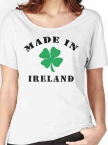 Made In Ireland Women's Relaxed Fit T-Shirt