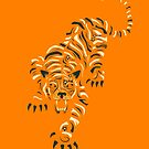 TIGER by JazzberryBlue
