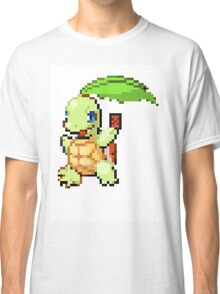Pokemon and YuGiOh combined into a sprite Classic T-Shirt
