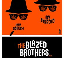 the blazed brothers by mouseman