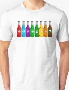Perks all lined up T-Shirt
