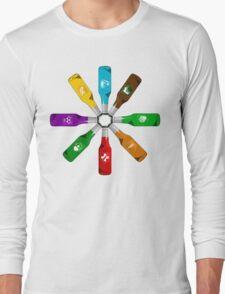 circle of perks Long Sleeve T-Shirt