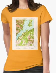 USGS Topo Map Washington State WA Point Misery 243167 1936 62500 T-Shirt