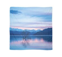 Lake Wanaka Sunrise Scarf