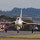 "Hawker Hunter F58 ""Miss Demeanour"" by PhilEAF92"