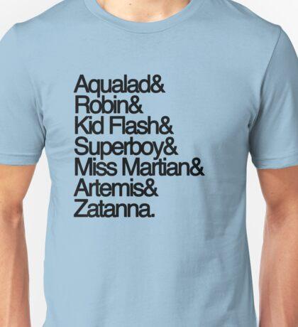 The Team Unisex T-Shirt