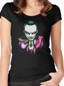 Joki Women's Fitted Scoop T-Shirt