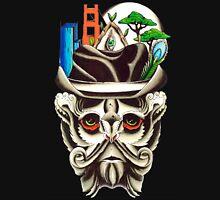 Civilization meets the tree line Unisex T-Shirt