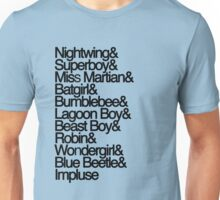 The Team (Invasion) Unisex T-Shirt