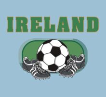 Irish Soccer One Piece - Short Sleeve