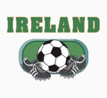 Irish Soccer by HolidayT-Shirts