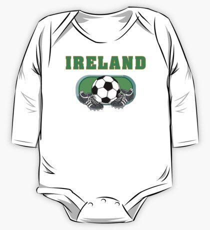 Irish Soccer One Piece - Long Sleeve