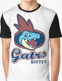 Route 41 Gatrs Graphic T-Shirt