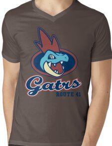 Route 41 Gatrs Mens V-Neck T-Shirt