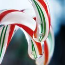 Christmas Canes - for iPhone by Patricia L. Walker