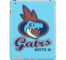 Route 41 Gatrs iPad Case/Skin