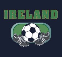 Ireland Soccer One Piece - Short Sleeve