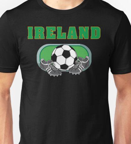 Ireland Soccer Unisex T-Shirt