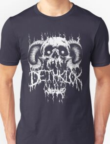 Dethklok. Heavy metal T-Shirt