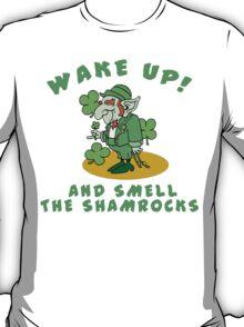 Funny Shamrocks T-Shirt