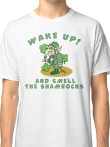 Funny Shamrocks Classic T-Shirt