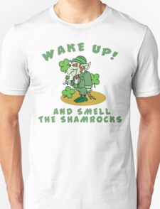 Funny Shamrocks T-Shirt