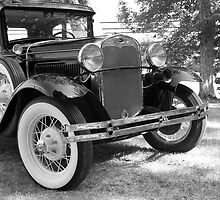 Model A Ford by phrozenfotos