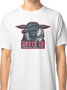 Route 28 Crimson Rollout Classic T-Shirt