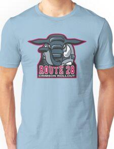 Route 28 Crimson Rollout Unisex T-Shirt