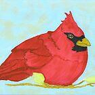 NC Cardinal by Tara  Henry