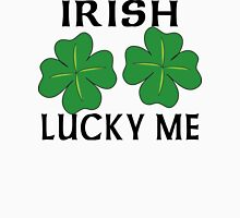 Irish Lucky Me Women's Womens Fitted T-Shirt