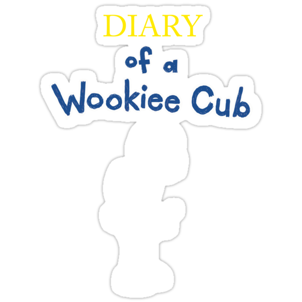 DIARY OF A WOOKIEE CUB!! (DARK) by PureOfArt