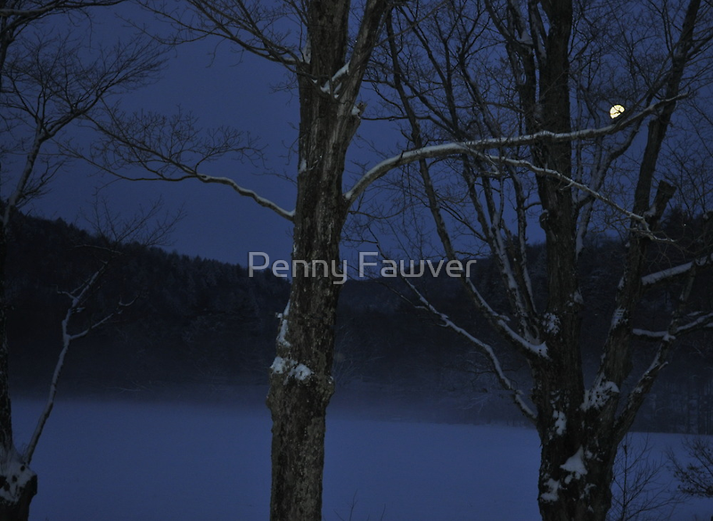 wee hours of morning by Penny Rinker