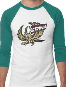 Route 43 Noctowls Men's Baseball ¾ T-Shirt