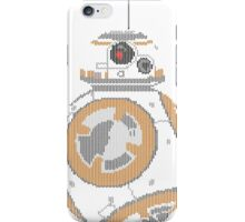 BB to the rescue in stitches iPhone Case/Skin