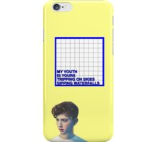 TROYE SIVAN YOUTH PHONE CASE iPhone Case/Skin