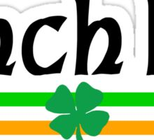 "Irish ""Pinch Me"" Sticker"