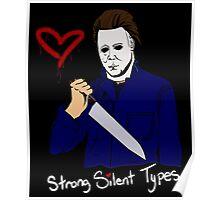 Horror Boyfriends- Michael Myers Poster