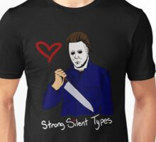 Horror Boyfriends- Michael Myers Unisex T-Shirt