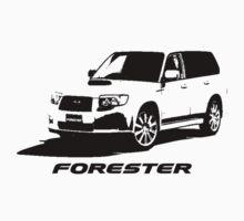 Subaru Forester STI 2005 by garts