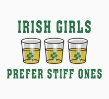 Funny Irish Women's by HolidayT-Shirts