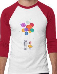 For You, Everything Men's Baseball ¾ T-Shirt