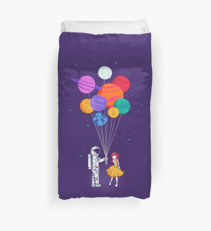 For You, Everything Duvet Cover